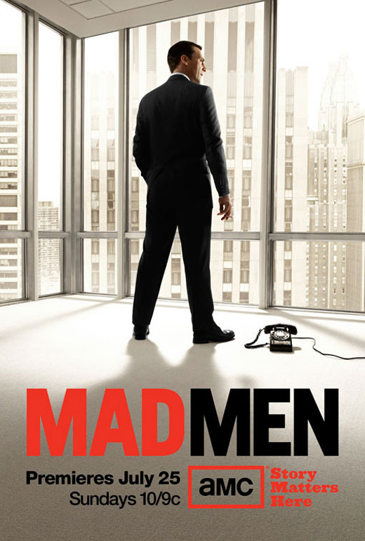 Mad Men [S04] [Complet] [FRENCH 720p BluRay] [FS]